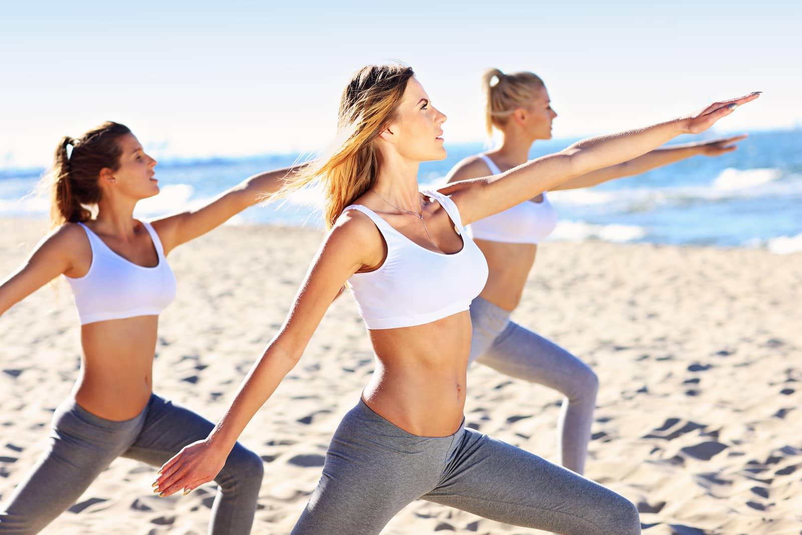 yoga dans le sud