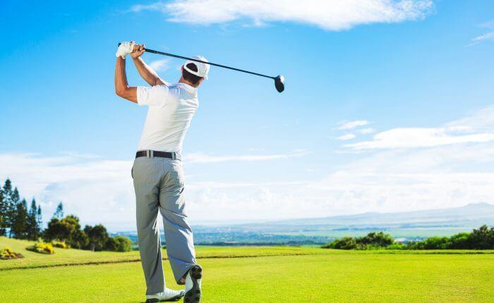 forfait golf tout inclus