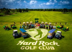 hard rock punta cana golf